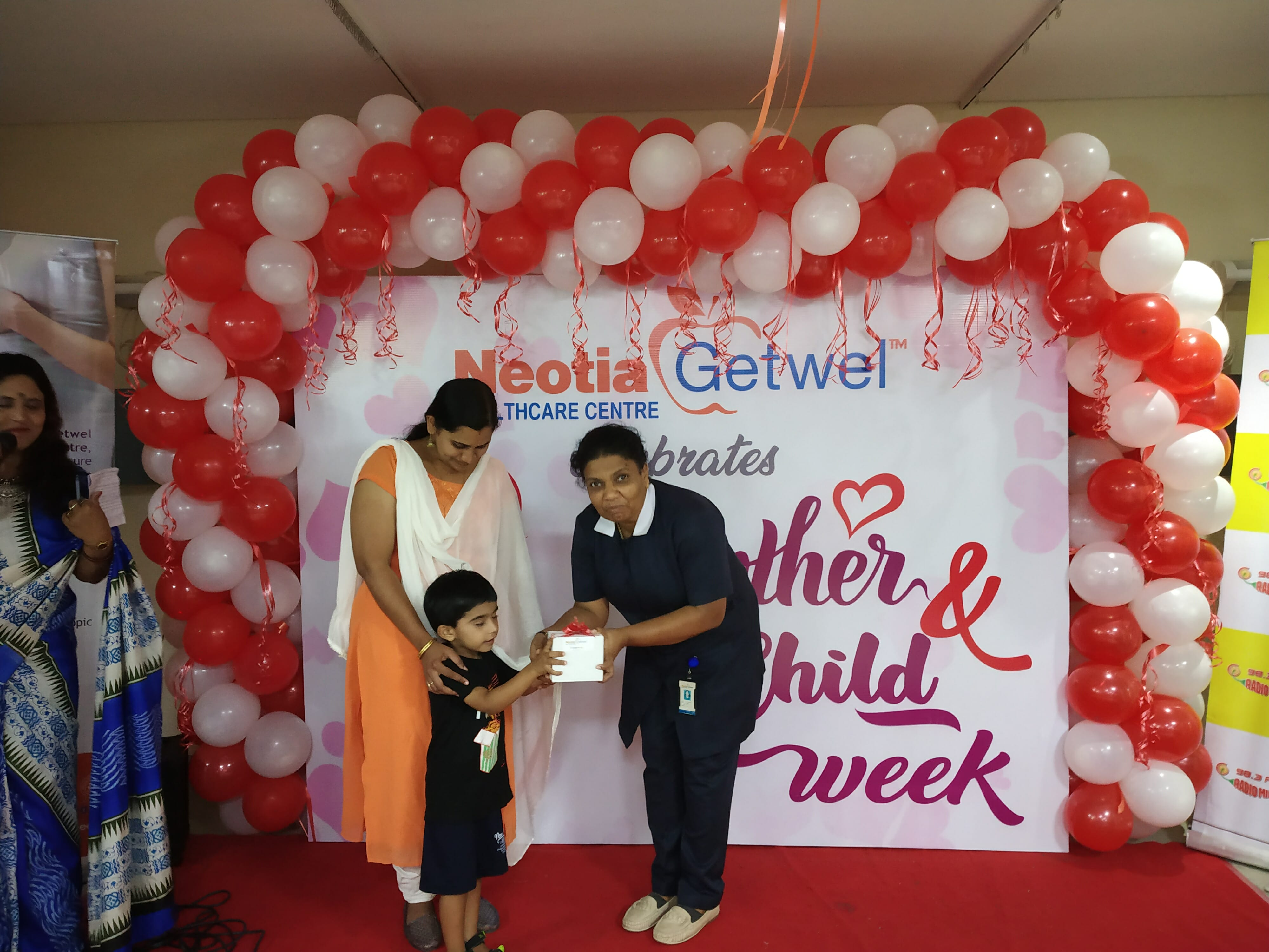Mothers Day Celebration at Neotia Getwel Healthcare Centre on 12  May 2019