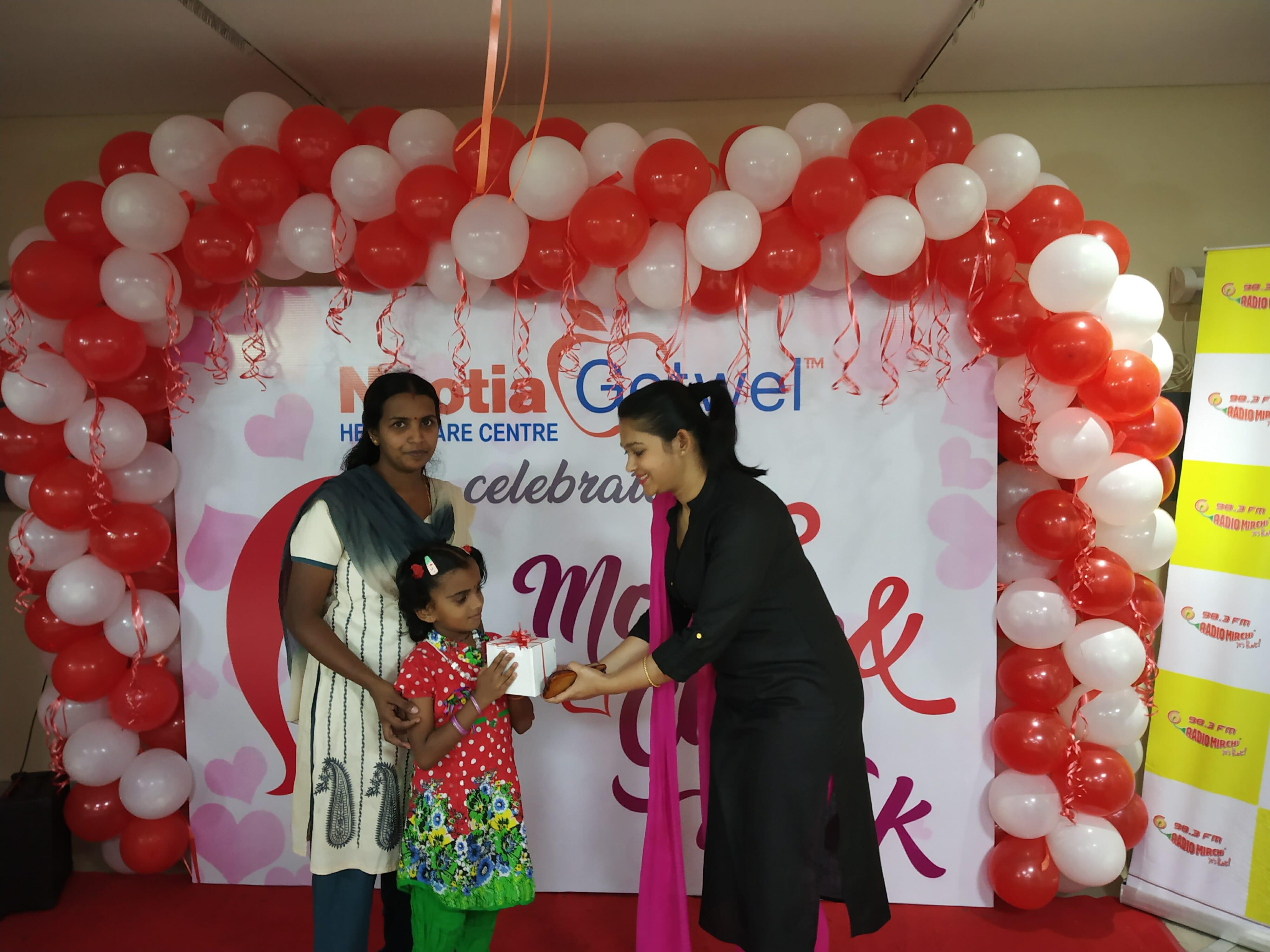 Neotia Getwel Event