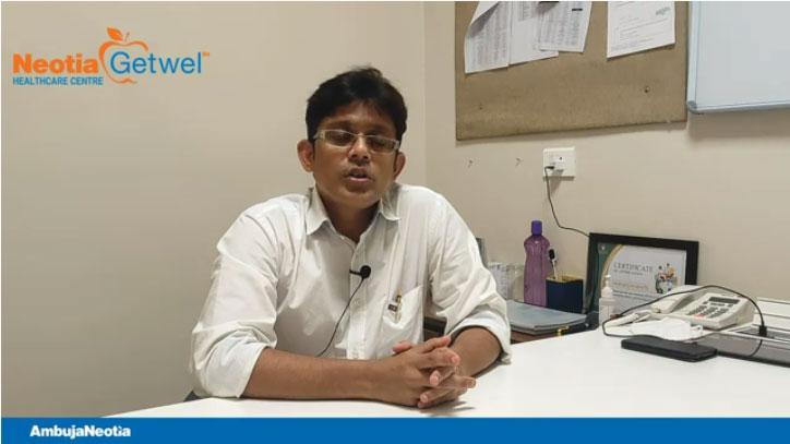 Health Byte – Dr. Lahiri