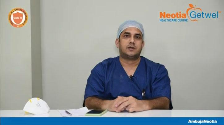 Health byte – WHD '21 – Dr. Parvez